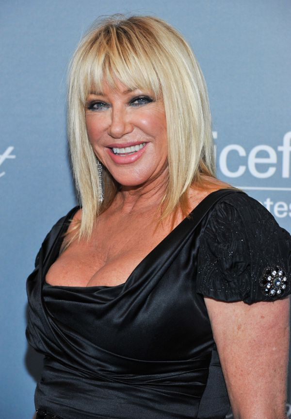 A devotee of healthful living since her tenure as lovable goof, Chrissy, on Three's Company, Suzanne Somers, 68, first dedica