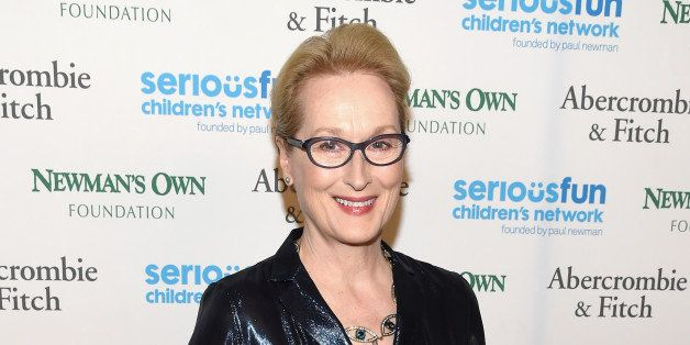 NEW YORK, NY - MARCH 02:  Actress Meryl Streep attends SeriousFun Children's Network's New York City Gala at Avery Fisher Hal