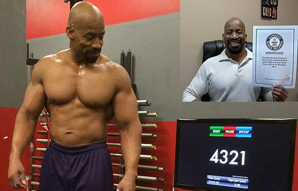 "At 54, Texas native <a href=""https://www.huffpost.com/entry/pull-ups-world-record-_n_6865218"" target=""_blank"">Mark Jordan </a"
