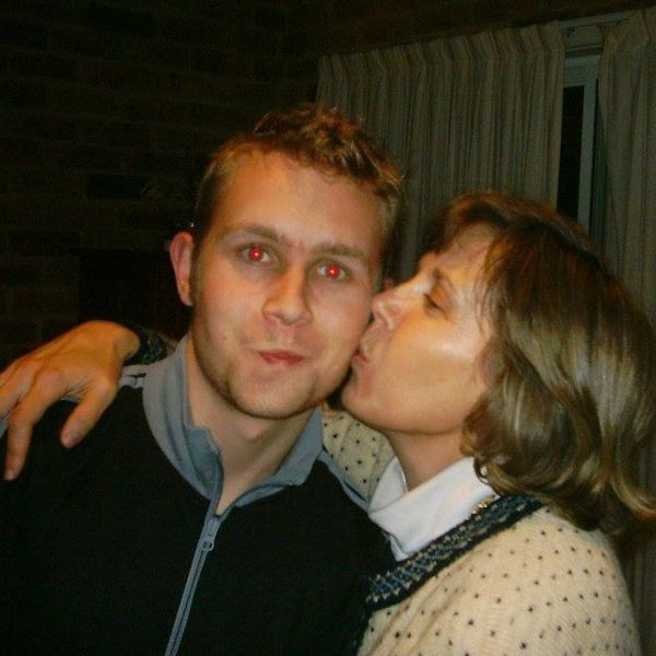 <strong>This was taken in 2005 or so. At this point, Jacquie had Pick's Disease, but it had been misdiagnosed as menopause. S