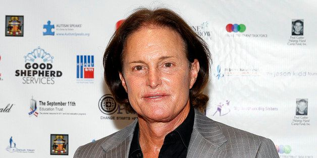 FILE - In this Sept. 11, 2013 file photo, former Olympic athlete Bruce Jenner arrives at the Annual Charity Day hosted by Can