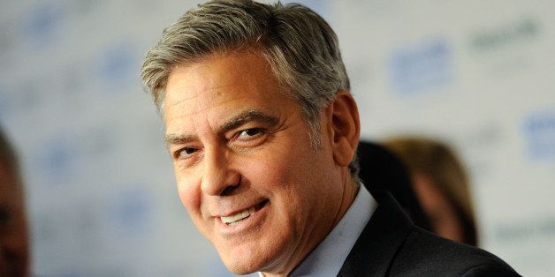 "George Clooney attends ""An Evening of SeriousFun Celebrating the Legacy of Paul Newman"", hosted by the SeriousFun Children's"