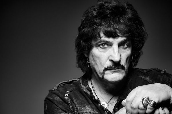 Carmine Appice was the drummer in The Vanilla Fudge. He has been credited with influencing every hard rock drummer that came