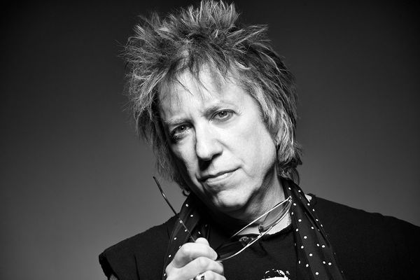 Guitarist Ricky Byrd is in the Rock and Roll Hall of Fame as a member of Joan Jett And The Blackhearts.
