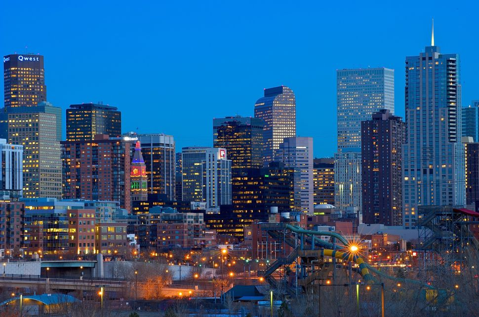 Boasting 300 days a year of sunshine, Denver offers low taxes and a thriving cultural scene.
