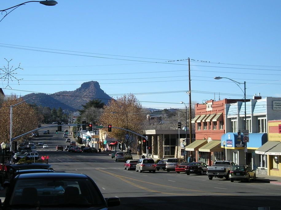 With an average temperature of 70 degrees, Prescott is rich with history and is known for its wide range of outdoor activitie