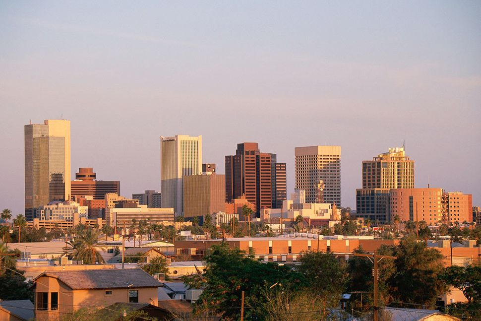Not only does it offer low crime and low taxes, Phoenix also has great weather and is the gateway to the Grand Canyon.