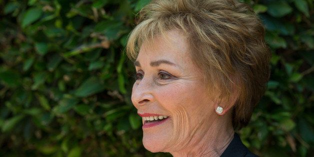 HOLLYWOOD, CA - JUNE 05:  Judge Judy Sheindlin attends the 2014 Heroes Of Hollywood Luncheon at Taglyan Cultural Complex on J