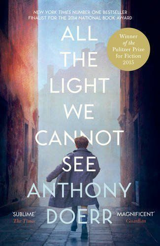 """In this elegant bestseller set during World War II, Guggenheim fellow Anthony Doerr uses radio's ability to cross enemy line"