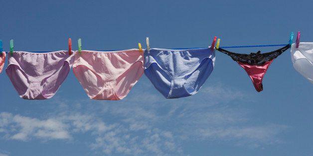Women who don t wear underwear