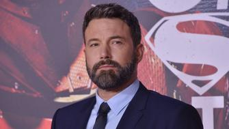 "Ben Affleck arrives at the ""Justice League"" Los Angeles Premiere held at The Dolby Theater in Hollywood, CA on Monday, November 13, 2017. (Photo By Sthanlee B. Mirador/Sipa USA)"