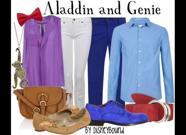 DisneyBound: 10 Super-Stylish Disney-Inspired Outfits From The