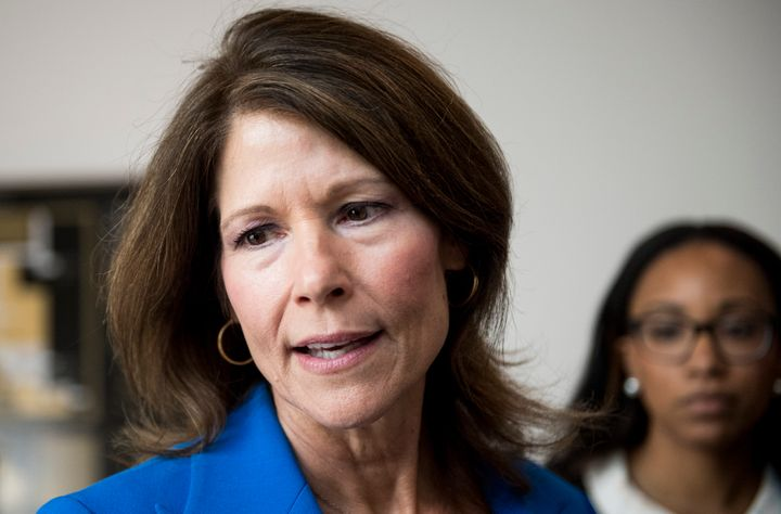 "Rep. Cheri Bustos told Fox News on Thursday, ""To your point of these allegations going back a bit, I've got two w"