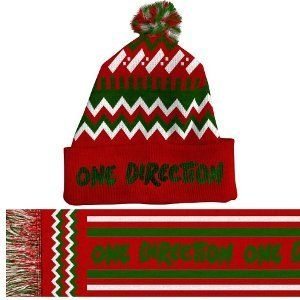 "These aren't your Grandma's knit cozies. Get festive -- and stay cozy -- in this Directioner-approved holiday <a href=""http:/"