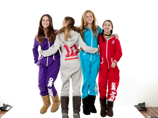 This 1D onesie ($150.00) might just be the greatest piece of boy band merch to ever hit stores. Get one for your friend or li