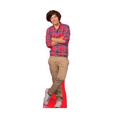 "Surprise the Harry-lover in your life with this framable lifesize <a href=""http://www.amazon.com/18x67-Harry-Direction-Lifesi"