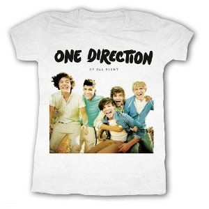 "You can't go wrong with ""Up All Night."" Go back to the early days of 1D with this <a href=""http://www.onedirectionstore.com/o"