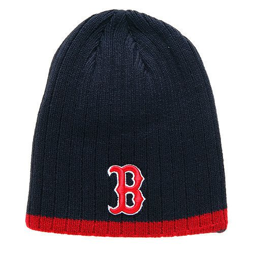 Now that it's cold enough to swap a baseball cap for a beanie, your friend will still be able to rep their favorite team.   <