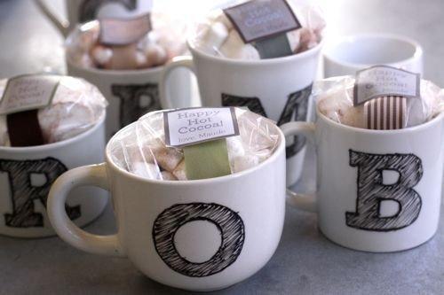Inexpensive homemade christmas gift ideas