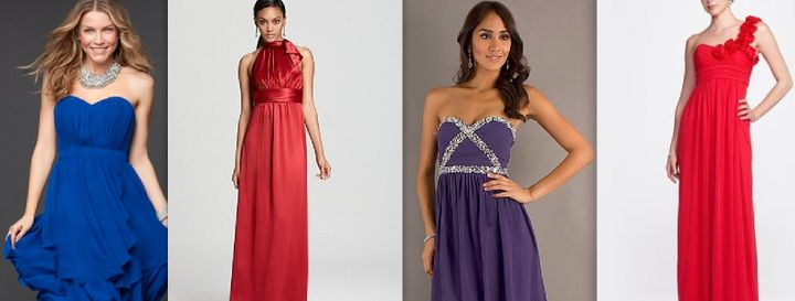 Prom Dresses 2013 100 Pretty On Trend Looks For Prom This Year