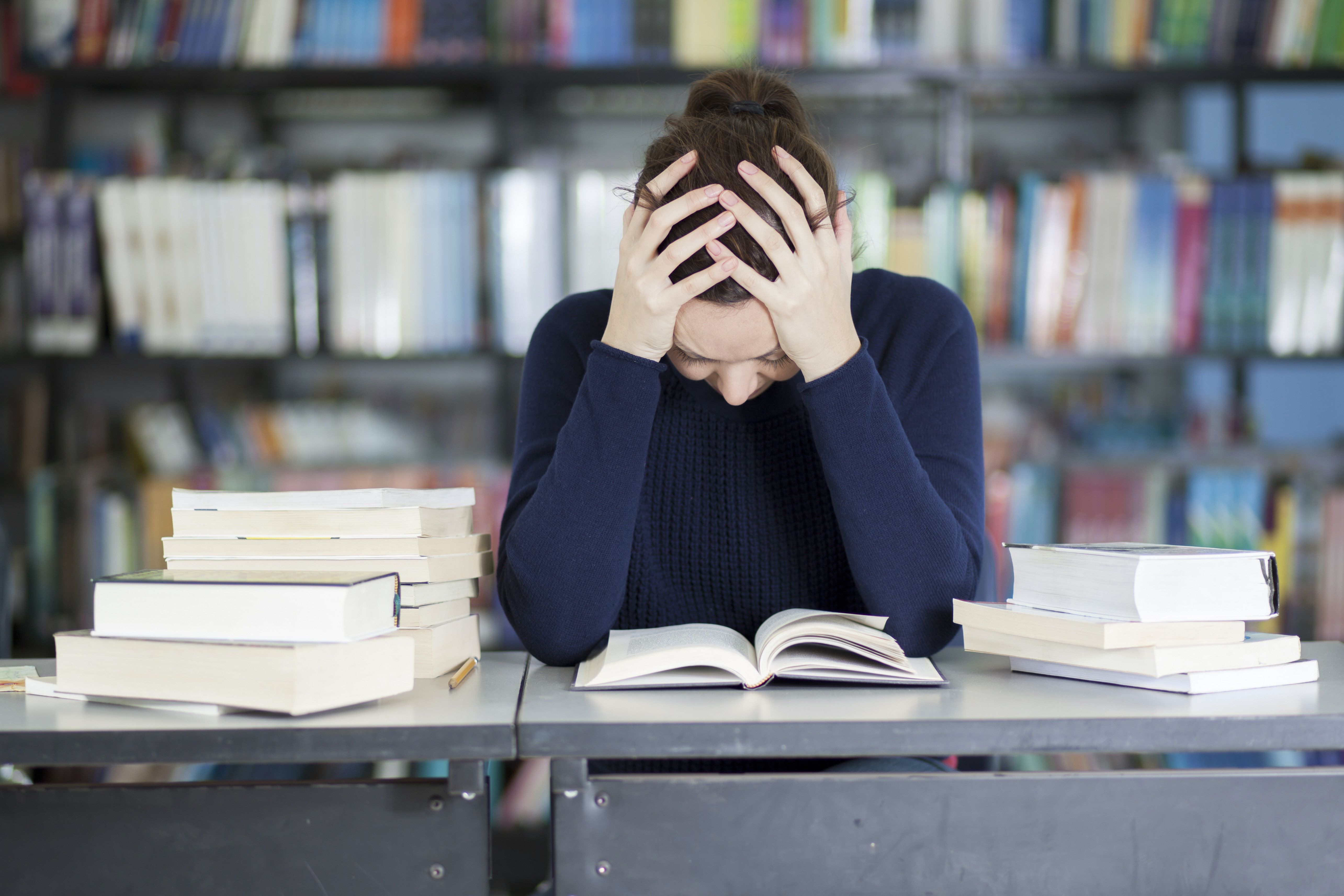 positive effects of academic pressure