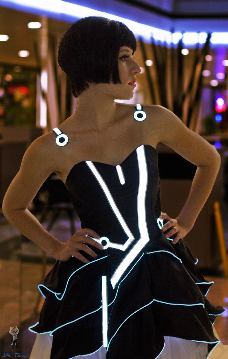 """In February, we <a href=""""https://www.huffpost.com/entry/this-tron-prom-dress-exis_n_2631721"""" target=""""_blank"""">found</a> this T"""