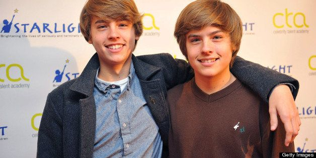 Dylan Sprouse and Cole Sprouse teach a master workshop as CTA/Starlight Foundation honor Dylan & Cole Sprouse at Cochrane The
