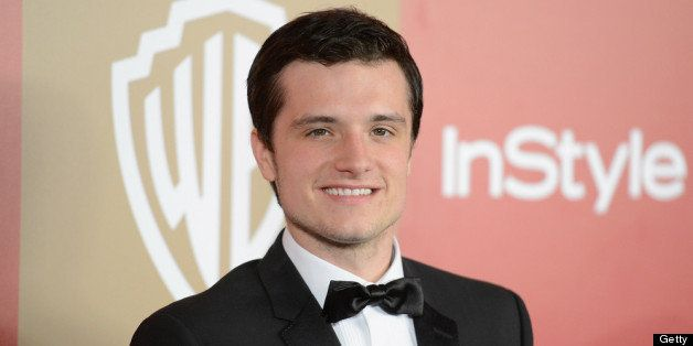 BEVERLY HILLS, CA - JANUARY 13:  Josh Hutcherson attends the 14th Annual Warner Bros. And InStyle Golden Globe Awards After P