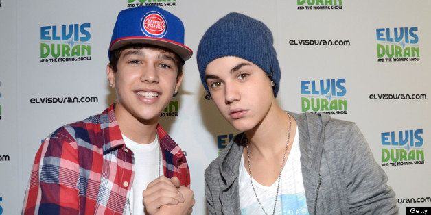 13 Reasons Why Austin Mahone And Justin Bieber Are Long-Lost