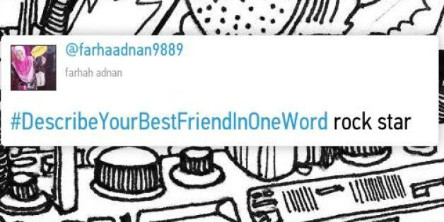 The Trending 20 Teens Describe Their Best Friend Using One Word