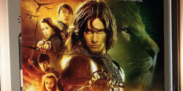The Chronicles Of Narnia The Silver Chair Movie Film In