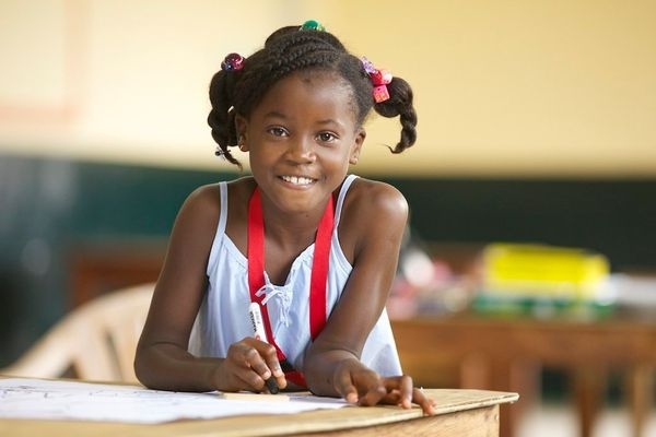 """""""I wish to be a doctor and I also wish to see girls living a good life in my community."""""""