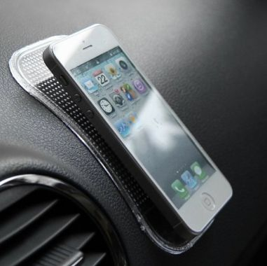 Keep your friend's eyes (and fingers) away from their phone and on the road when he/she's driving with these extremely useful