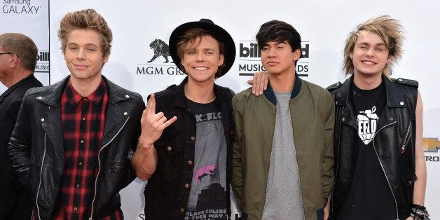 5 Reasons to Love 5 Seconds of Summer | HuffPost