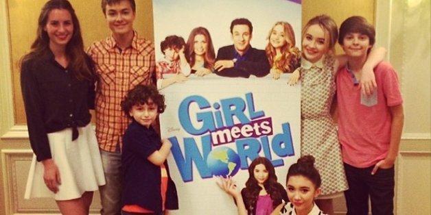 When did girl meets world start