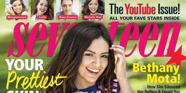 Bethany mota shares the secret to winning youtube huffpost bethany mota shares the secret to winning youtube m4hsunfo