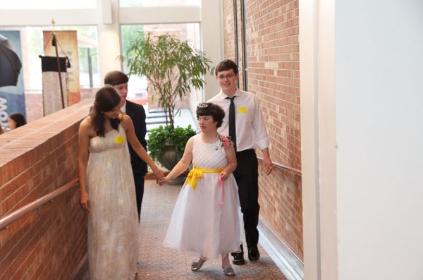 """Teens With Disabilities Sparkle at Special Prom (Courtesy <a href=""""http://www.memphisjoyprom.org"""">Memphis Joy Prom</a>)"""