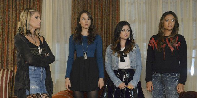 PRETTY LITTLE LIARS - 'Taking This One To The Grave' - Feeling trapped by Alison and 'A,' the PLLs turn to an unlikely person