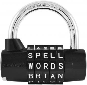 """<em><a href=""""http://odditymall.com/word-combination-lock"""" target=""""_hplink"""">Oddity Mall</a>, $7.88</em>  <br>Get this gift for"""