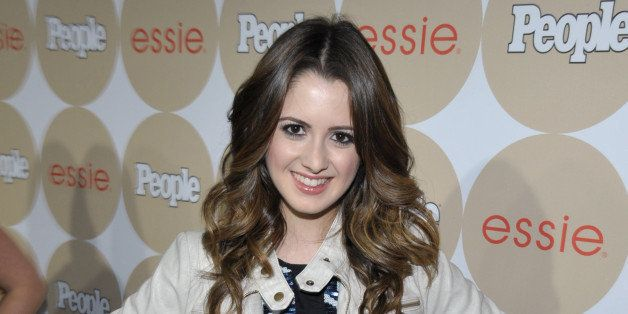 Laura Marano arrives at PEOPLE's 'Ones to Watch' event at Hinoki & The Bird on Wednesday, Oct. 9, 2013, in Los Angeles. (