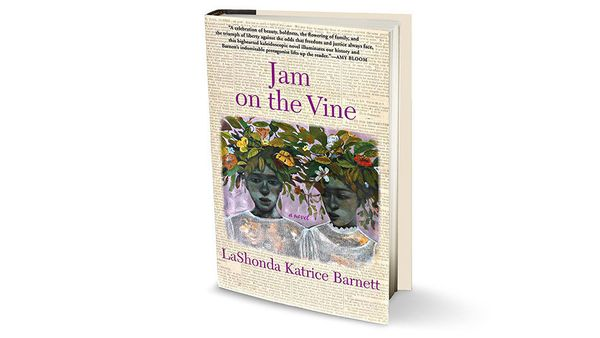"By LaShonda Katrice Barnett <br>336 pages; Grove Press <br><br> <em><a href=""http://www.barnesandnoble.com/w/jam-on-the-vine-"