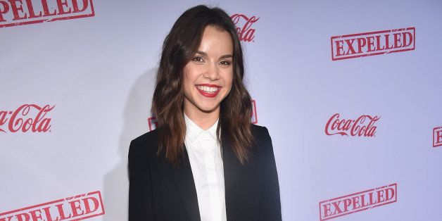 WESTWOOD, CA - DECEMBER 10:  Social media star Ingrid Nilsen attends the premiere of Awesomeness TV's 'EXPELLED' at Westwood