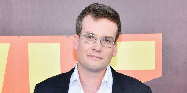 LOS ANGELES, CA - APRIL 12:  Producer/writer John Green attends The 2015 MTV Movie Awards at Nokia Theatre L.A. Live on April