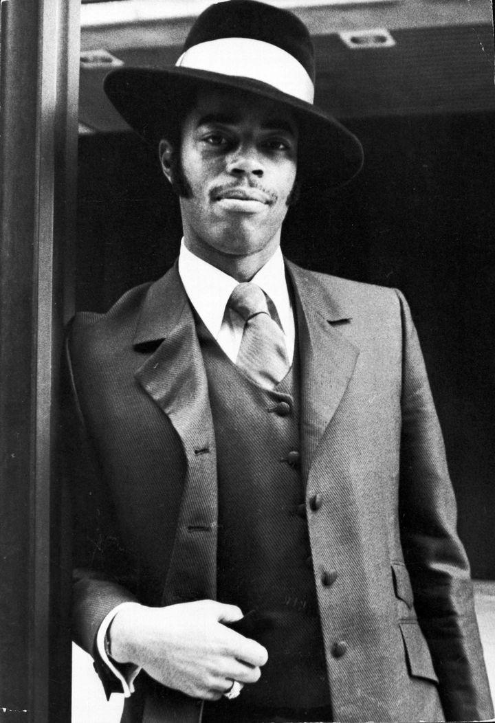 "164ec2ecab8 When The Garden Was Eden  Knicks Legend Walt Frazier Develops ""Clyde""  Persona (PHOTOS)"