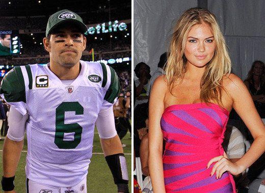 Mark Sanchez Kate Upton Dating Jets Quarterback Linked To Swimsuit Model Report Huffpost