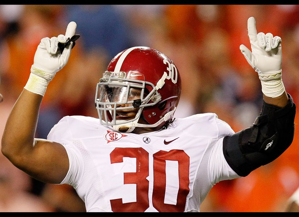 One of the leaders of the stout Crimson Tide defense, you can bet Dont'a Hightower, a consensus All-American, is going to be