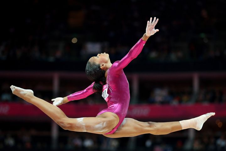 Gabby Douglas Wins Gold In Women S Gymnastics Individual
