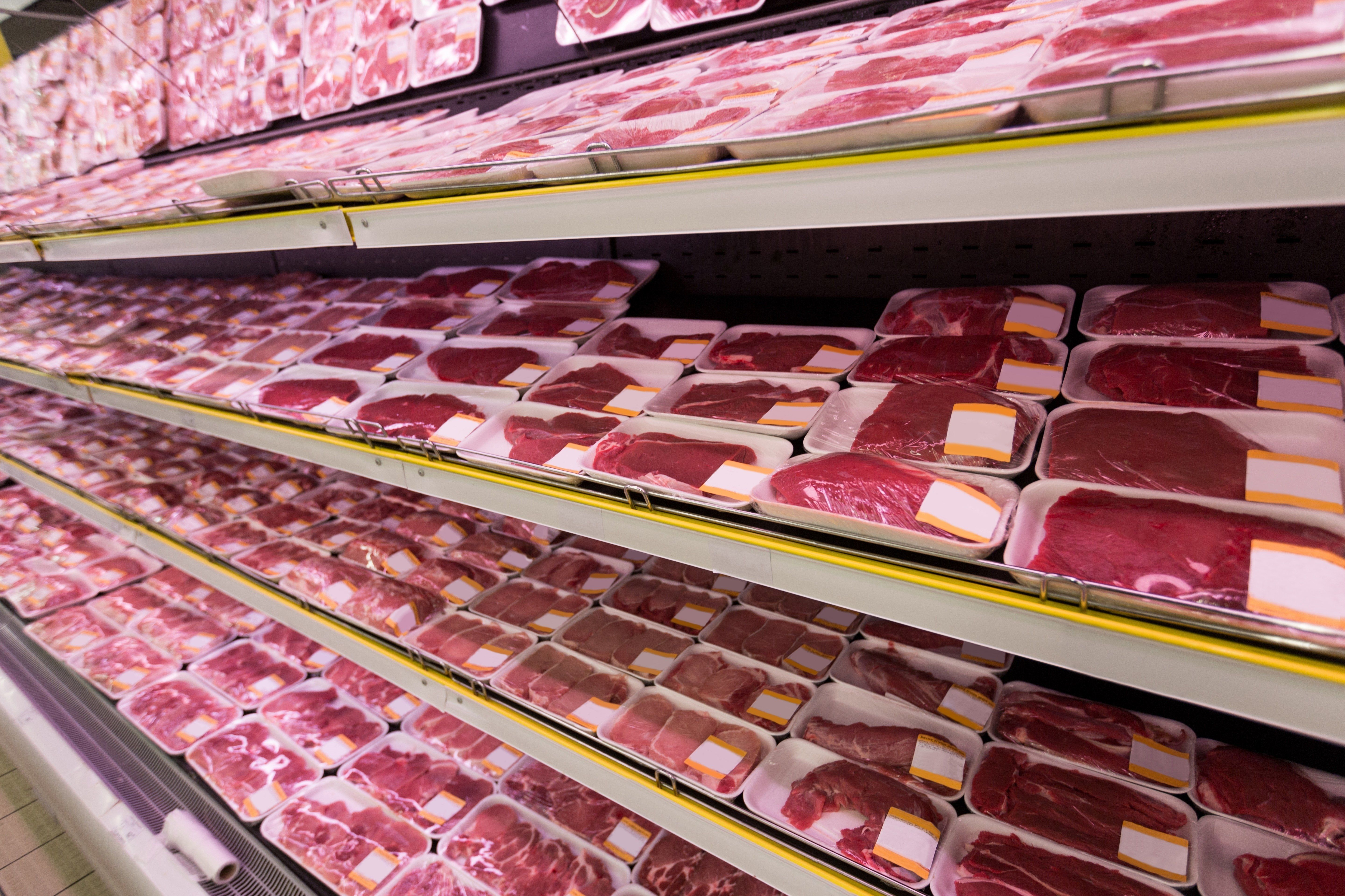 6.5 Million Pounds Of Beef Have Been Recalled Due To Salmonella