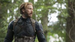 크리스 에반스가 결국 캡틴 아메리카의 방패를