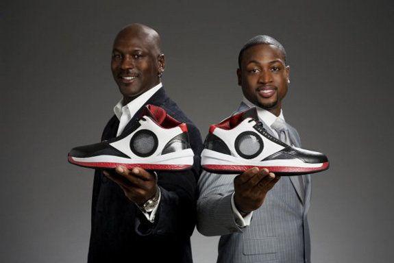 quality design e129b 967bf Air Jordan 2010  Dwyane Wade To Wear Jordan Shoe (PHOTO)
